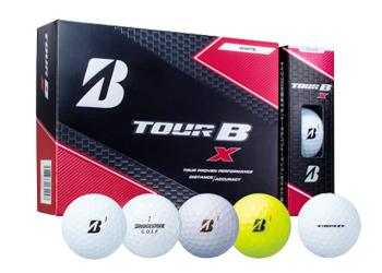 ゴルフボール「ツアーBX」1ダース