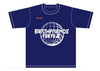 アースフレンズ東京Z ロゴTシャツ