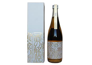 高清水 加温熟成解脱酒 720ml <秋田 ご当地プレゼント>