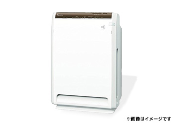 ダイキン ストリーマ空気清浄機
