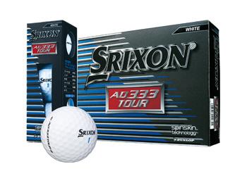 ゴルフボール『スリクソン AD333 TOUR』1ダース