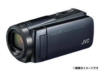 JVC ハイビジョンメモリームービー(ビデオカメラ)